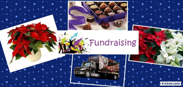 fundraising collage